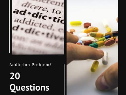Am I Addicted? 20 Questions