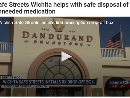 Kathy Deane Supports Safe Drug Disposal Channel 12