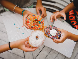 Intuitive Eating Blog Series: Reject the Diet Mentality