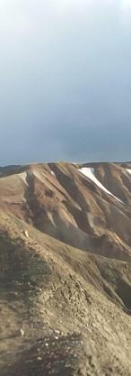 Iceland Ridge walk