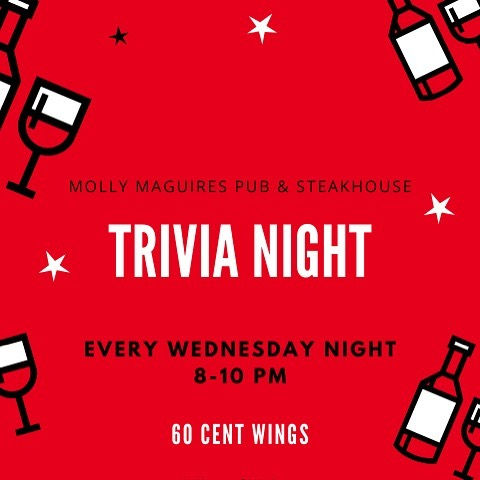 ☀️DECK OPEN ALL DAY!_Which means TRIVIA