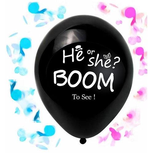 "36"" Balloon Gender Reveal"