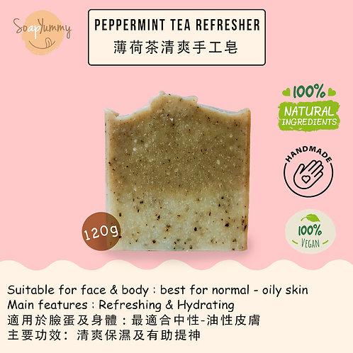 Peppermint Tea Refresher