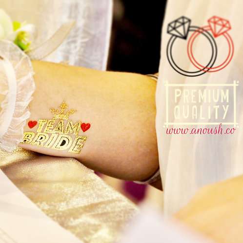 Bridal tattoos (9 designs)