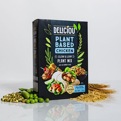 PLANT-BASED CHICKEN