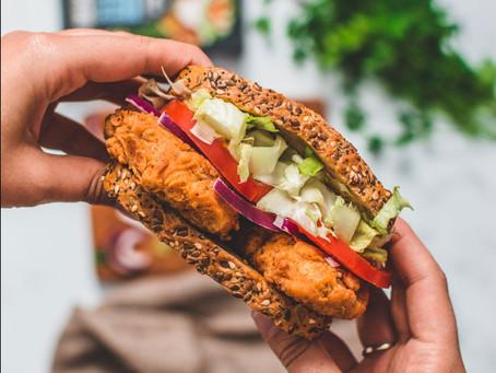 CHICKEN TENDERS SANDWICH