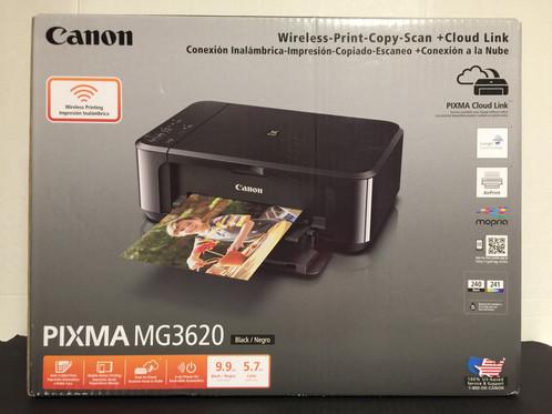 31195102d Canon PIXMA Wireless Color Inkjet All-in-one Printer Copier Scanner ...
