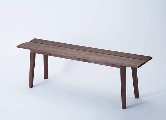 Marumi Bench - Walnut