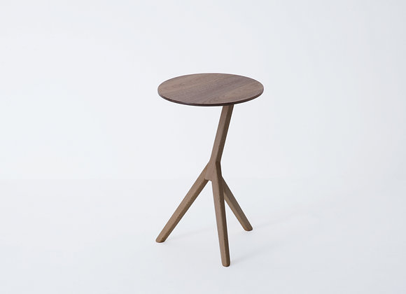 KIRIN Side Table - Walnut