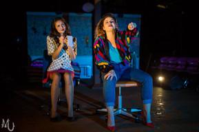 Chloe Howard and Christina Layton