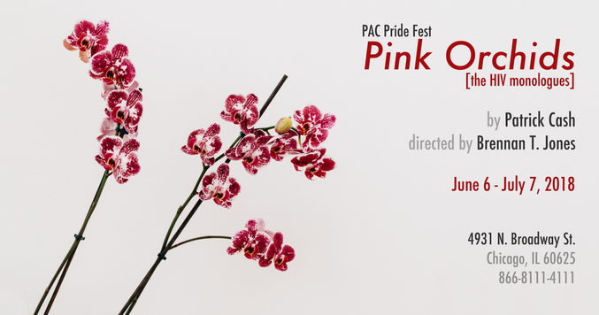 Pink Orchids - Pride Films and Plays, 2018