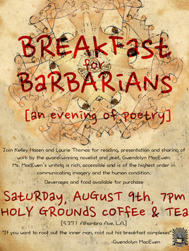 Breakfast for Barbarians - Independent, 2014