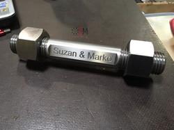 Custom made trekbout