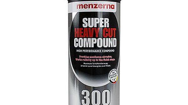 קומפאונד חיתוך גס MENZERNA SUPER HEAVY COMPOUMD 300