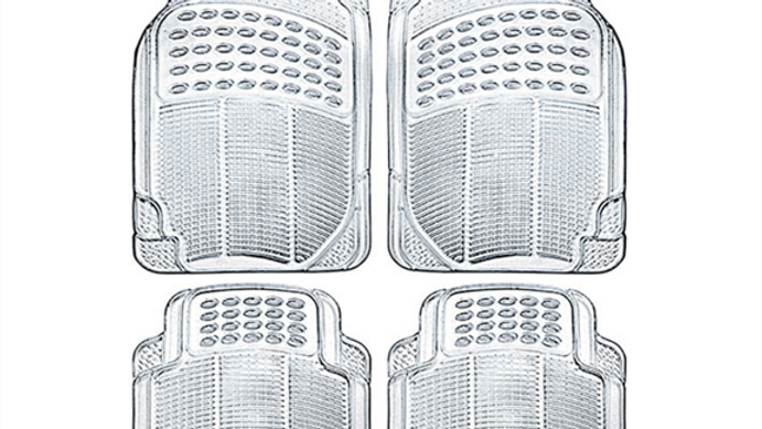 שטיחים לרכב אוניברסליים הדר רוזן דגם DIAMOND