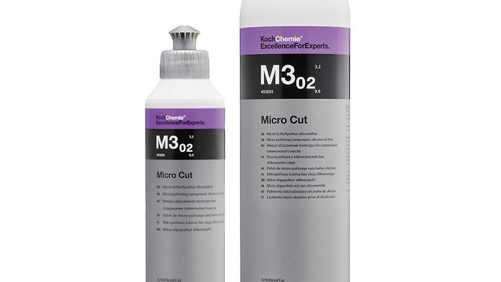 Koch Chemie M3.02 Micro Cut פוליש עדין