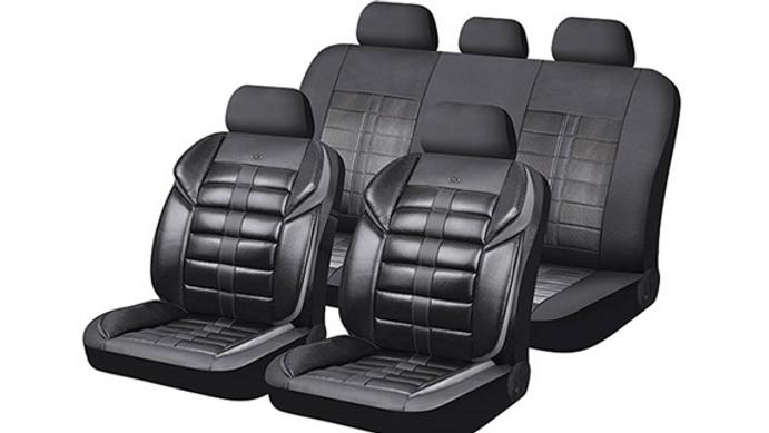 כיסוי מושבים פרמיום הדר רוזן - GTR