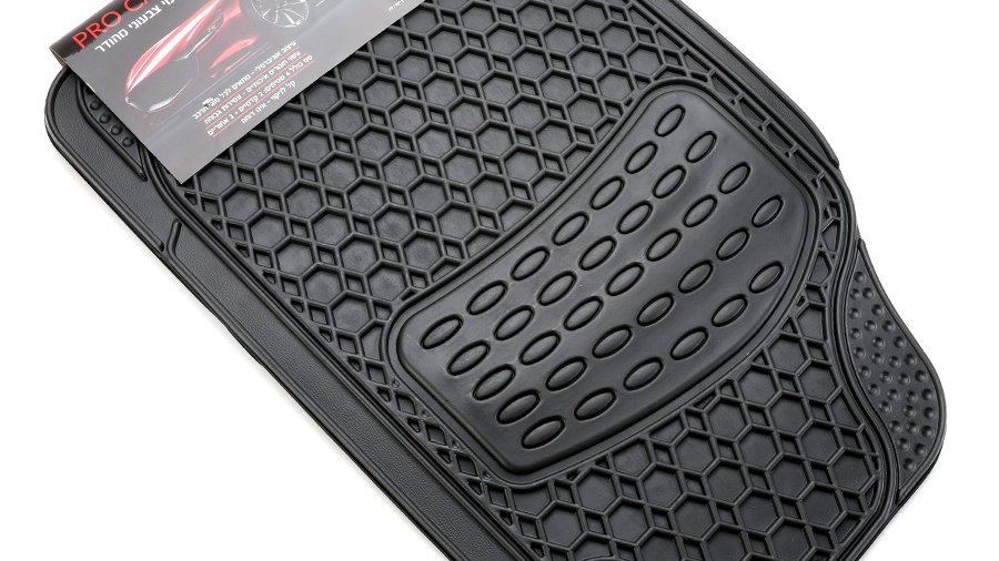 שטיחים לרכב אוניברסליים ONE דגם DELUX
