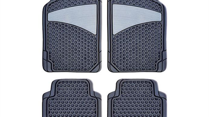 שטיחים לרכב אוניברסליים הדר רוזן דגם HONEYCOMB