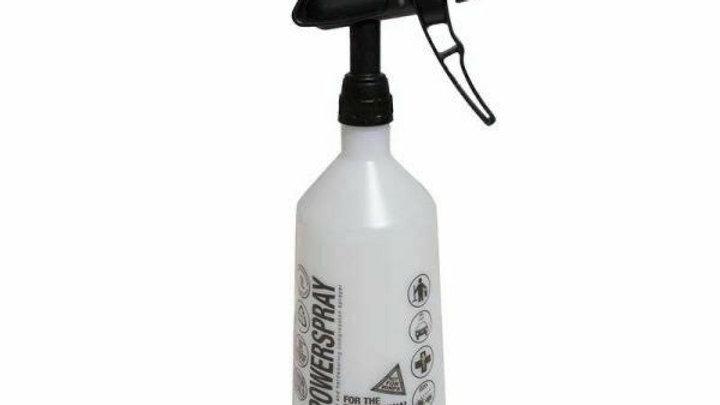 בקבוק וראש שפריצר בעל פעולה כפולה Martin Cox Power Spray