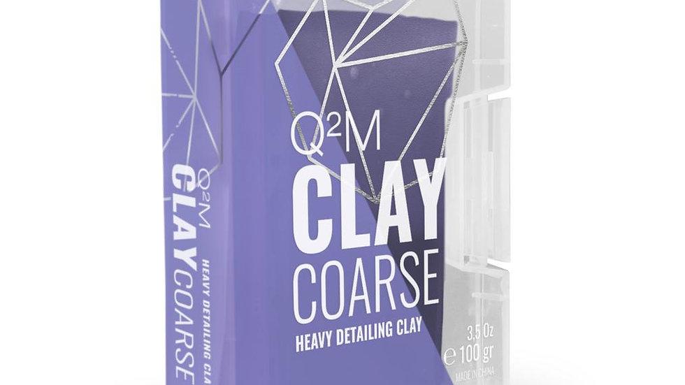 Gyeon Q2M Clay Coarse פלסטלינה אגרסיבית