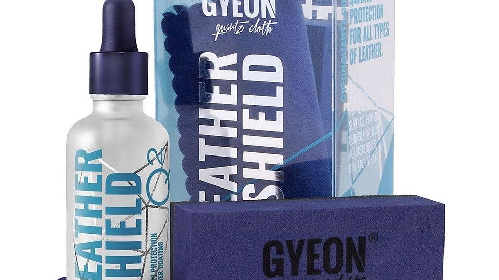 Gyeon Q2 Leather Shield 50ML ציפוי קווארץ לעור