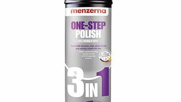 פוליש 3 ב-1 MENZERNA ONE STEP POLISH