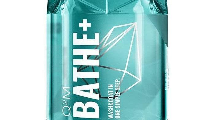 GYEON Q2M Bathe + 400 ml שמפו ננו סופר הידרופובי