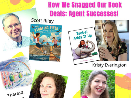 How We Snagged Our Book Deals: Querying Agents!