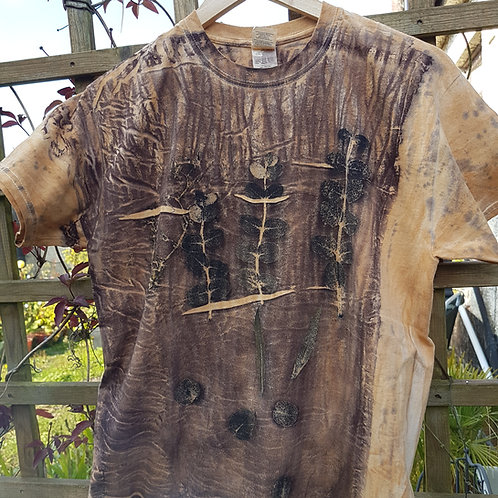 "Cotton Unisex T-shirt ""Scorched Earth"""