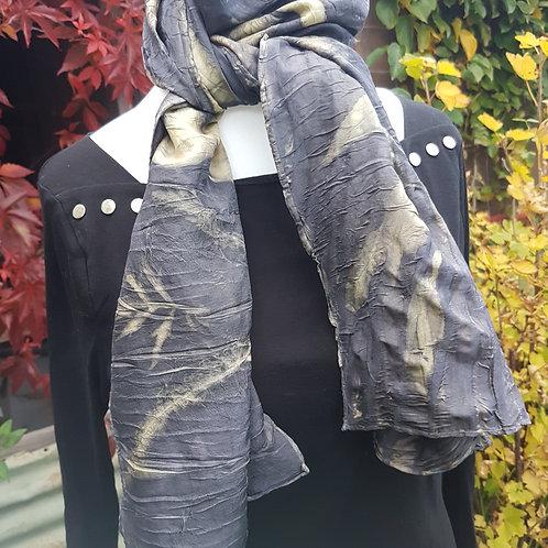 Autumn Equinox Silk Scarf