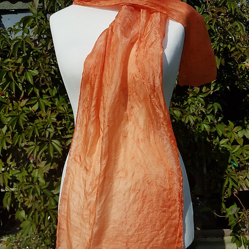 Simply Red Silk Scarf