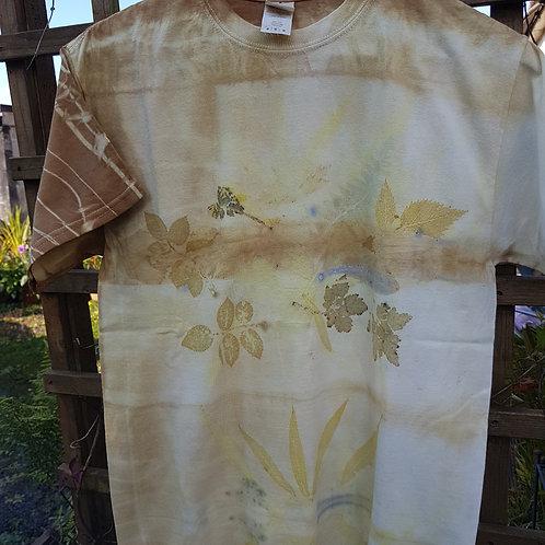 """Cotton Unisex T-shirt """"Haze"""""""