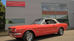 MUSTANG ROUGE CAB 1