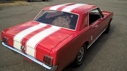 MUSTANG ROUGE 6