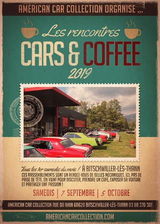 Cars & Coffee 2019