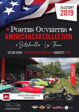 Portes Ouvertes chez American Car Collection