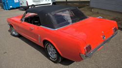 MUSTANG ROUGE CAB 5