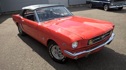 MUSTANG ROUGE CAB 2