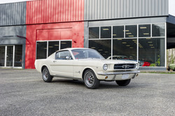 Ford Mustang Fastback 1965 V8 289ci