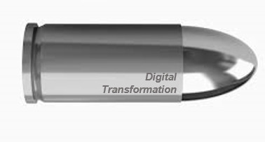 Digital Transformation: Firing Silver Bullets from the 1990's
