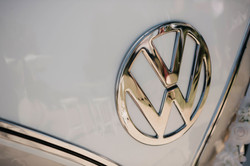 VW Kombi badge