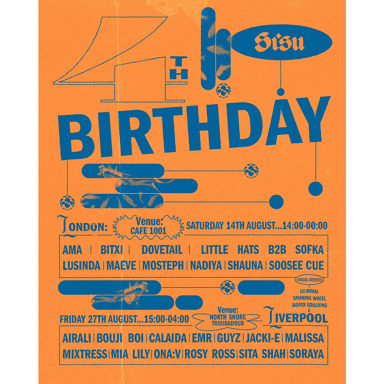 Sisu 4th Birthday