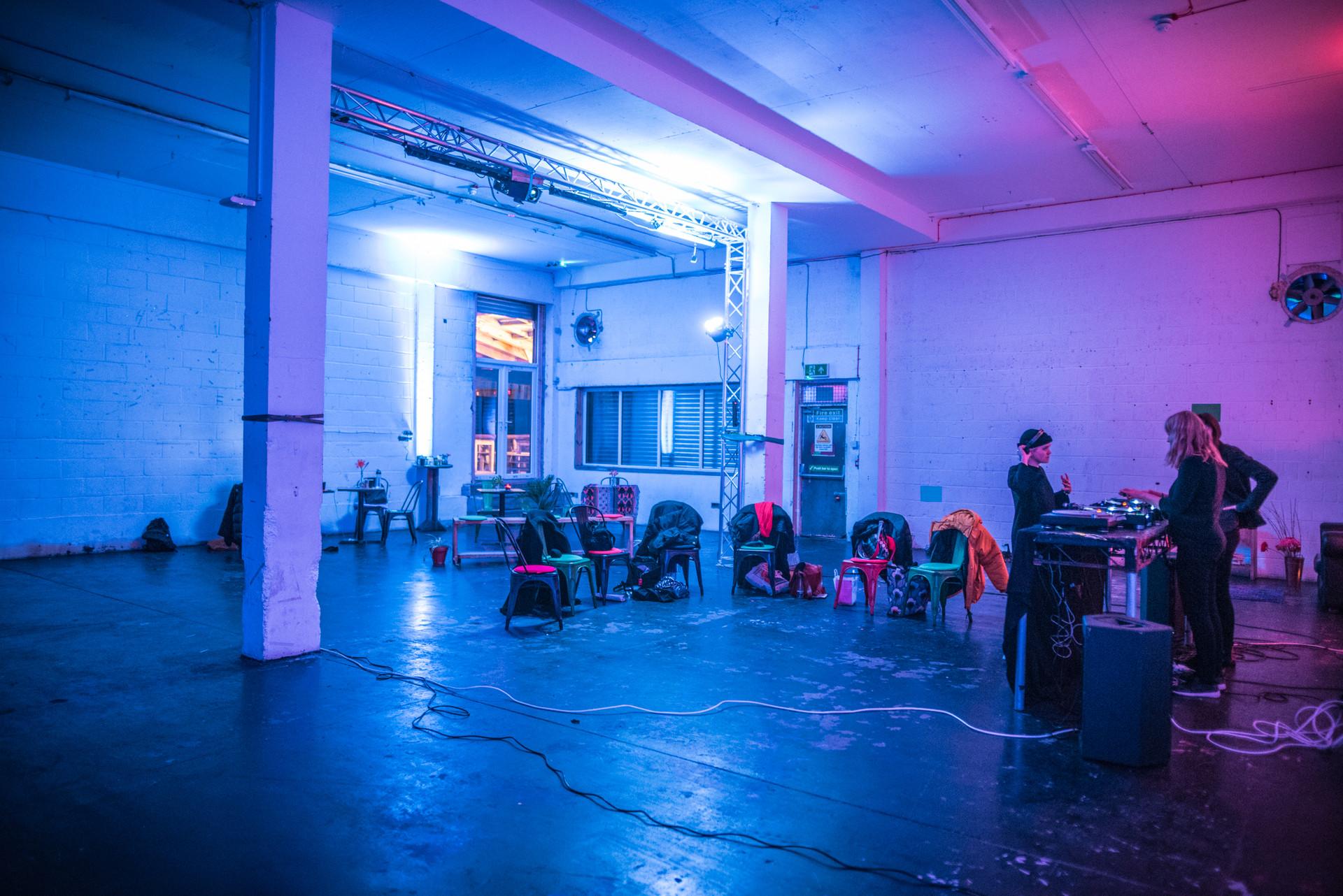 Sisu: DJ Course, Studio 9294 - London