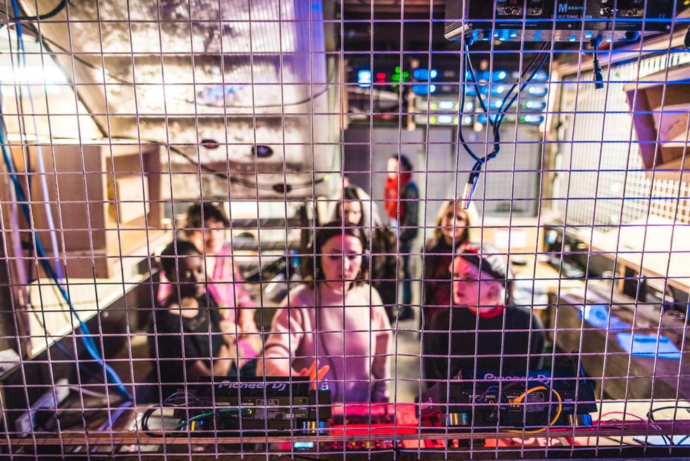Sisu: DJ Course, The Cause - London