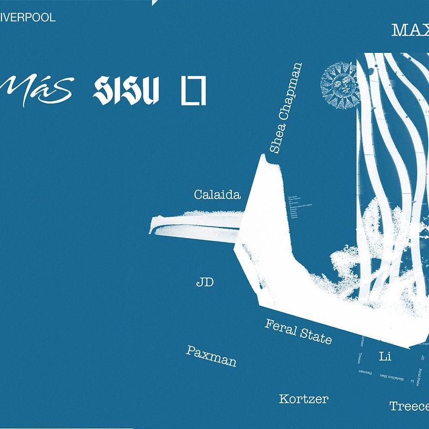 Max Graef - Más x Loose Lips x Sisu - Liverpool All Dayer
