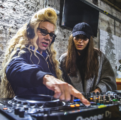 AUGUST, 2018: DJ Course at Kitchen St, Liverpool