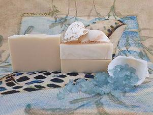 shea butter soap citrus mint (oasis coll