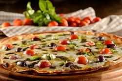 Pizza de Burrata