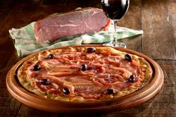 Pizza de Parma